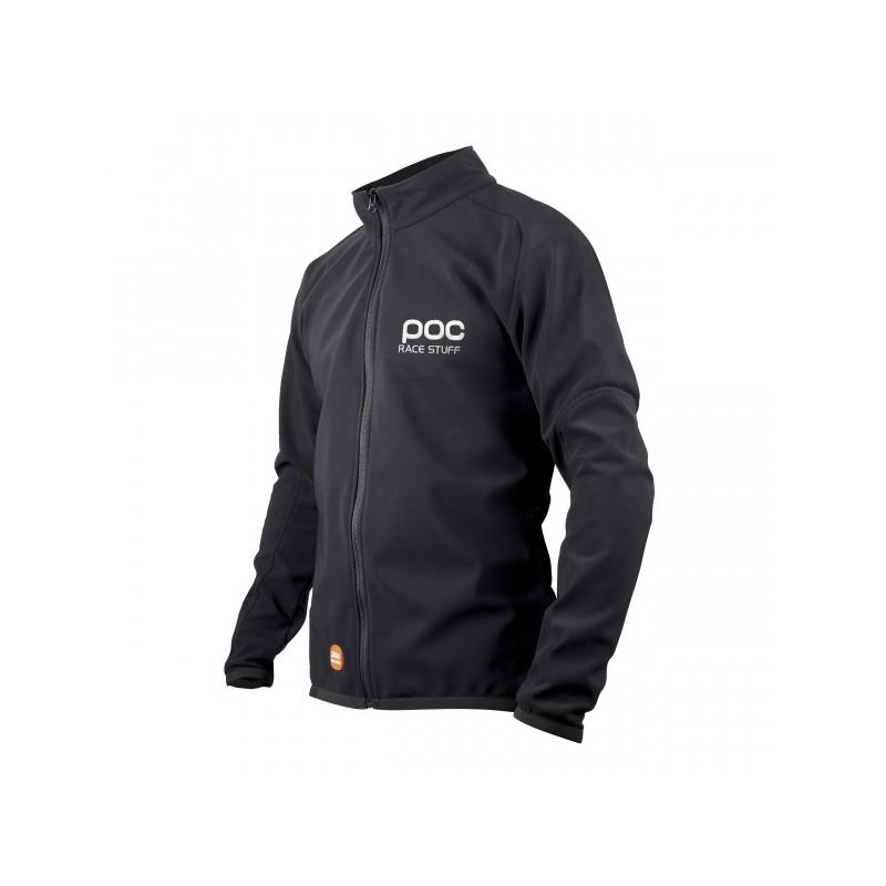 POC Race Jacket Jr Uranium Black