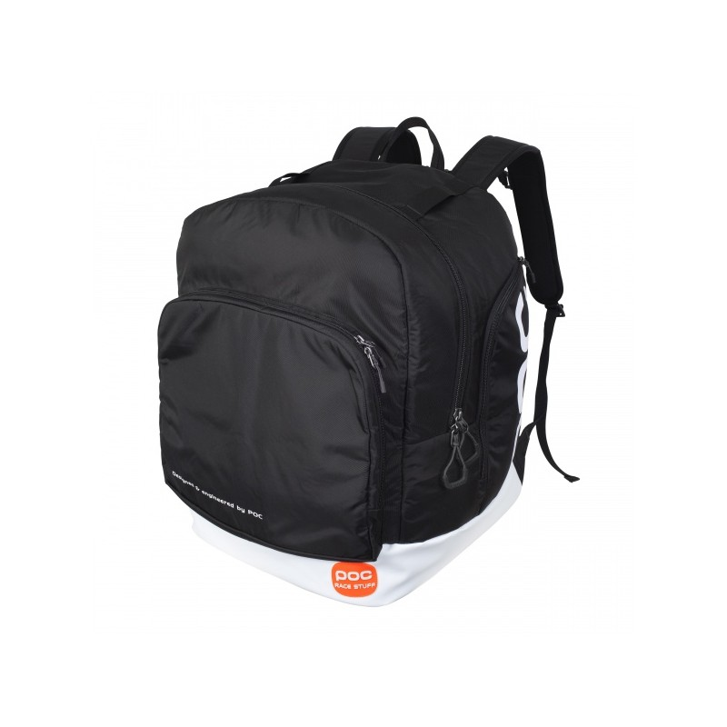 POC Race Stuff Backpack 60 Uranium Black