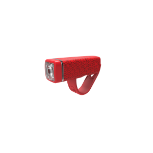 Knog Pop I front red