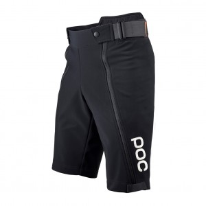 POC Race Shorts Jr Uranium Black