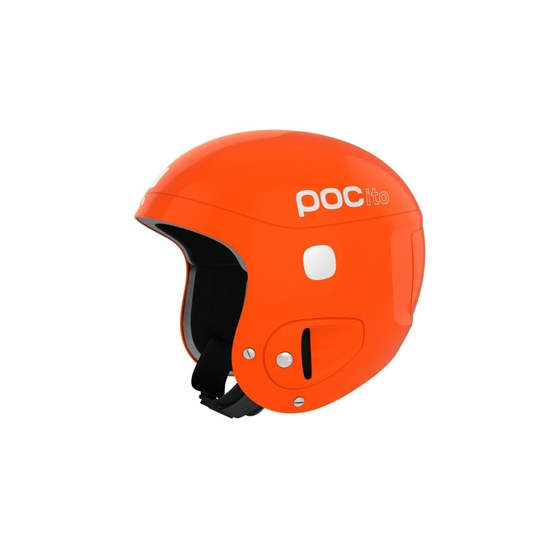 POC POCito Skull Fluorescent Orange