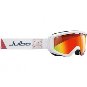 Julbo Orbiter II - XL Snow Tiger Blue/White/Red  Cat. 2-3 15/16