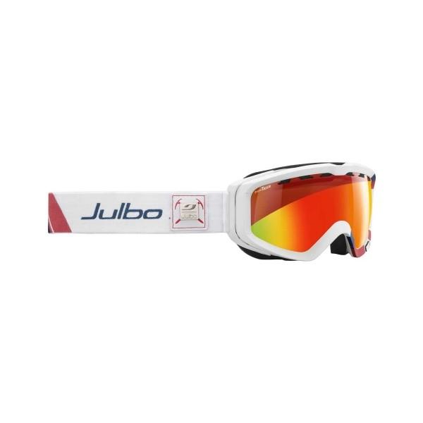 Julbo Orbiter II - XL Snow Tiger Blue/White/Red  Cat. 2-3 15/16