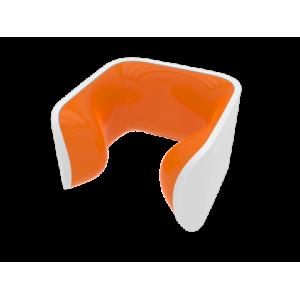Clug Hybrid - White Outer / Black Inner