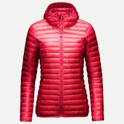 Kjus Cypress Hooded Down Jacket Lipstick Pink 15/16