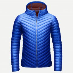 Kjus Blackcomb Hooded Down Jacket Alaska 15/16