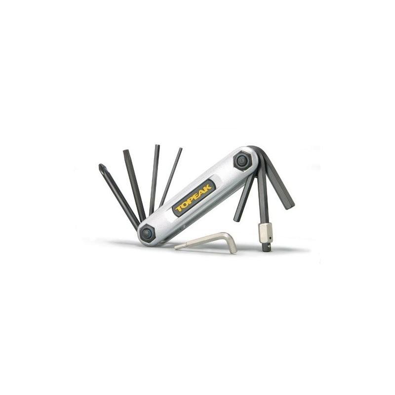 Topeak X-Tool Silver