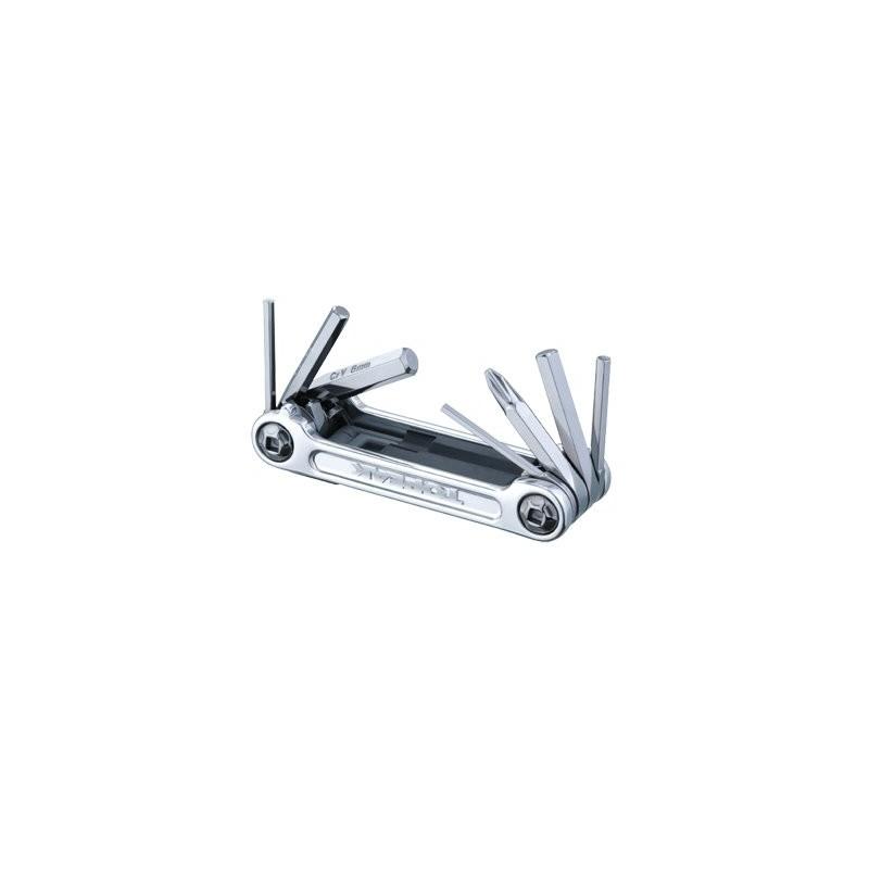 Topeak Mini 9 Pro Silver