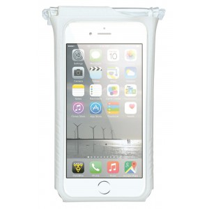Topeak Smartphone Drybag For Iphone 6 White