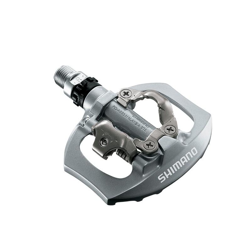 Shimano SPD A530 Silver