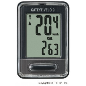 CatEye Velo 9 CC-VL820