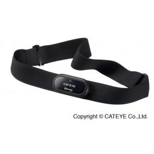 CatEye HR-12 czujnik pulsu z paskiem elastycznym Strada Smart