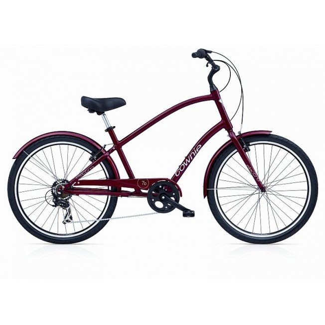 Electra Townie Original 7D – Red