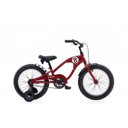 Electra Straight 8 Kid's 16″ – Rot