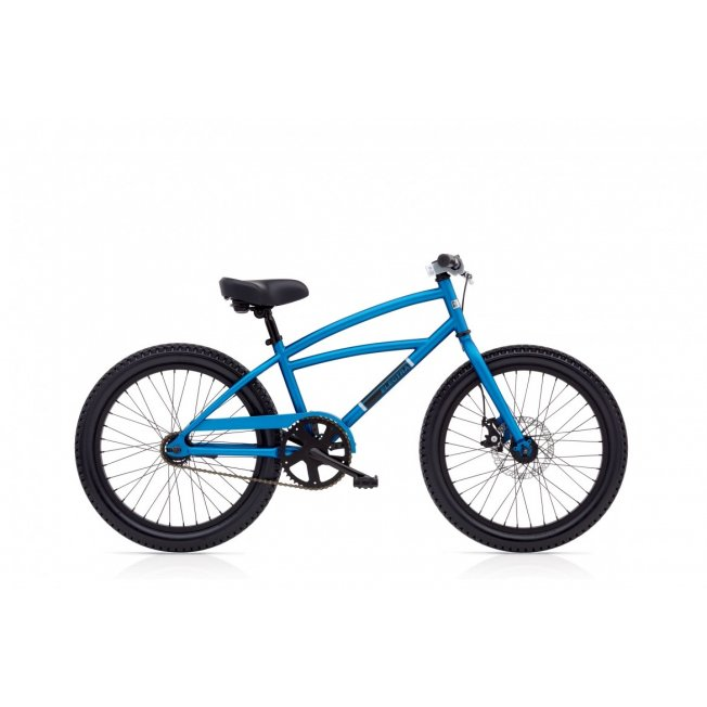 Electra Moto Kid's 3i 20″ – Blau Matt