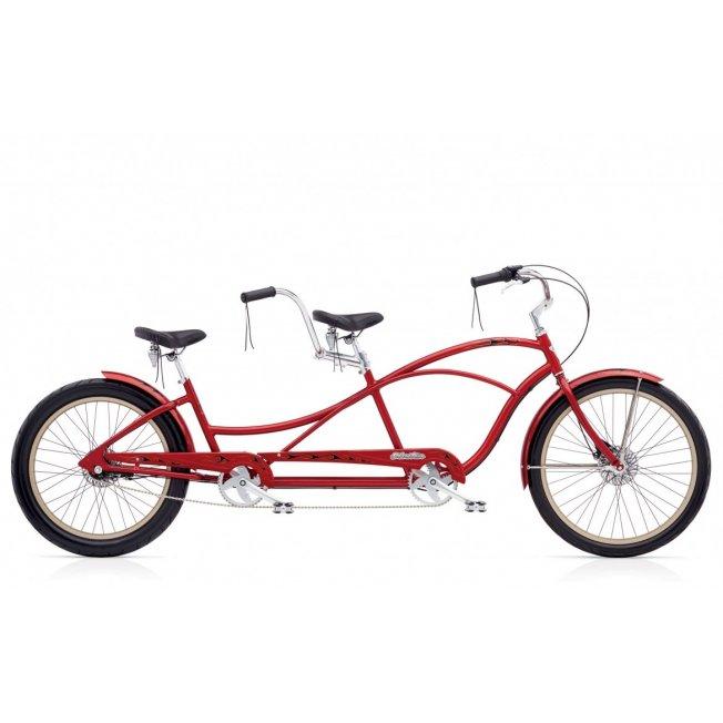 Electra Tandem 7i - Hellbetty / Red Metallic
