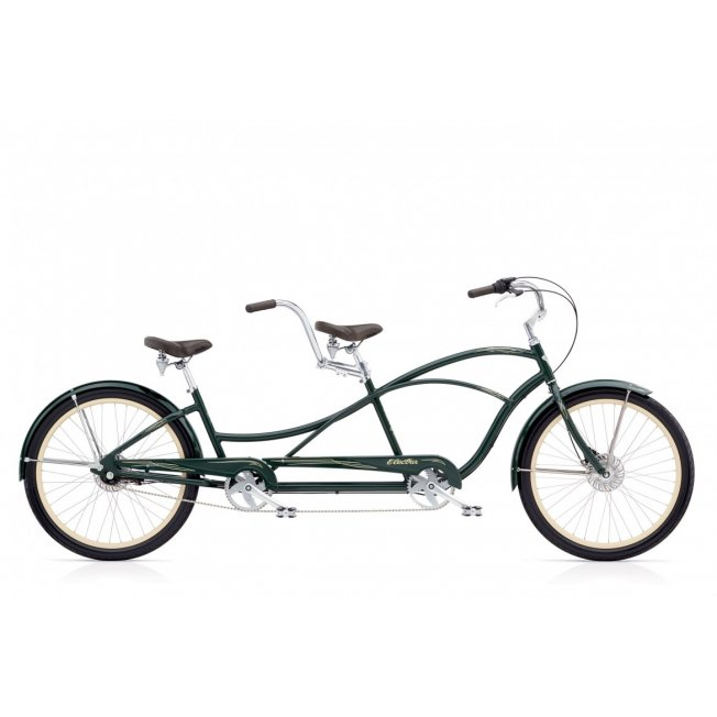 Electra Tandem 7i - Swing / Forest Green