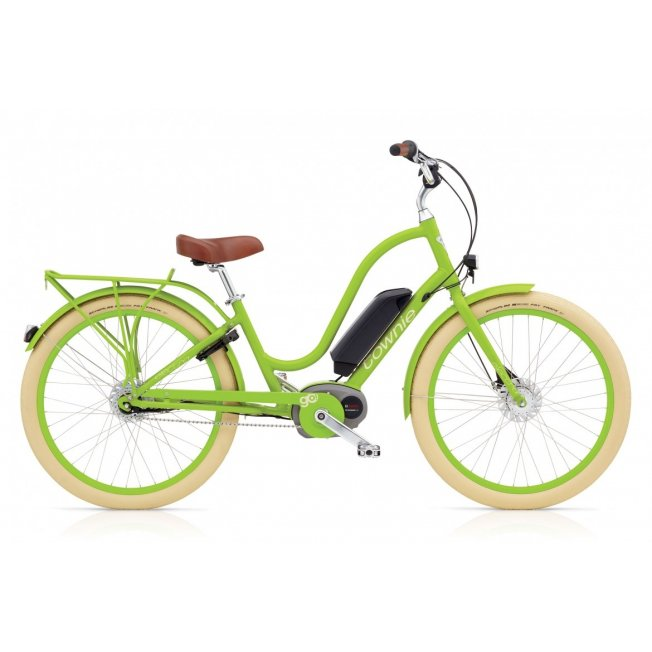 Electra Townie Go! – Limette