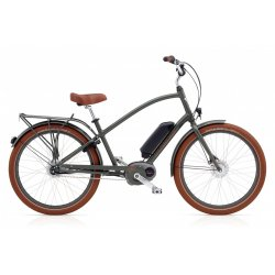 Electra Townie Go! – Army Grey