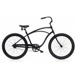 Electra Cruiser Lux 1 - Black Satin