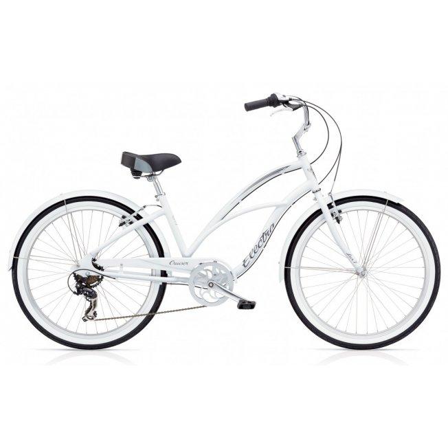 Electra Cruiser Lux 7D - Weiß