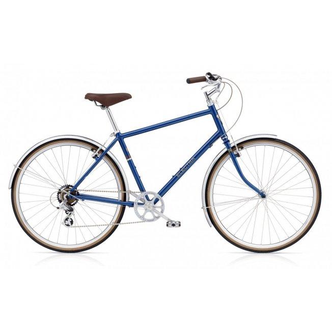 Electra Ticino 7D - Ciemny Niebieski