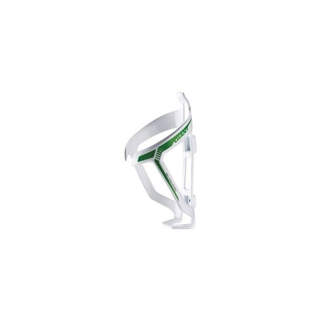 GIANT ProWay Bottle Cage White/Green