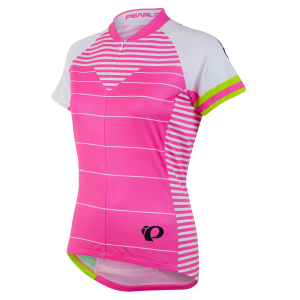 Pearl Izumi W Select LTD SS Moto Screaming Pink