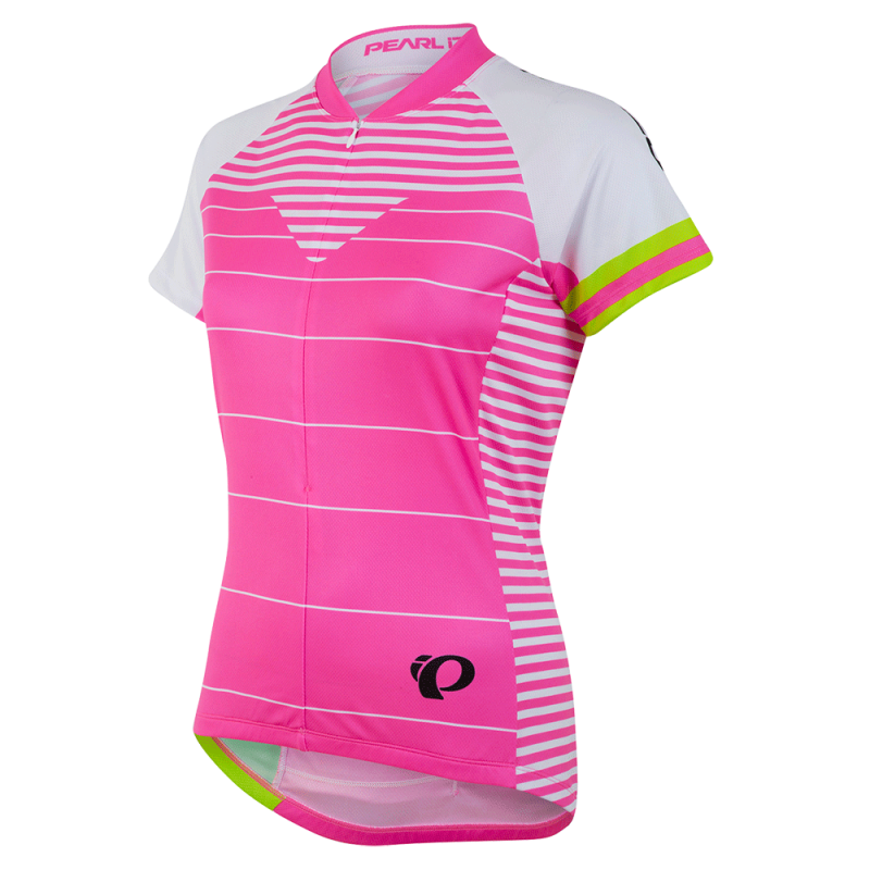 Pearl Izumi W's Select LTD SS Moto Screaming Pink