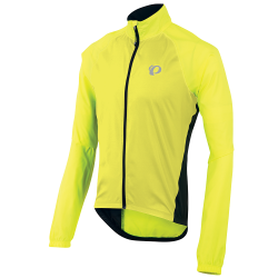 Pearl Izumi Elite Barrier Jacket Screaming Yellow