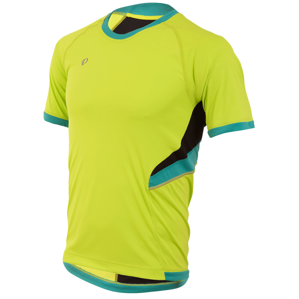 Pearl Izumi Pursuit SS Lime Punch/Viridian Green