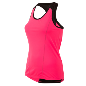 Pearl Izumi W's Pursuit Singlet Screaming Pink/Black