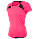 Pearl Izumi W's Pursuit SS Screaming Pink/Black