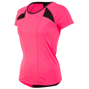 Pearl Izumi W Pursuit SS Screaming Pink/Black