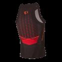 Pearl Izumi PRO InRCool Tri Singlet Black/Red Orange