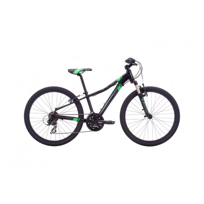 "Cannondale Race 24"" Boys Black/Green"