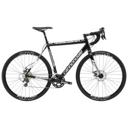 Cannondale CAAD X 105 Disc Black 2016