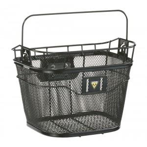 Koszyk na kierownicę Topeak Basket Front przedni czarny