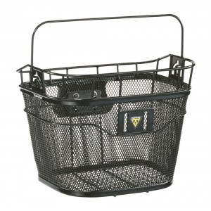 Topeak Basket Front Black