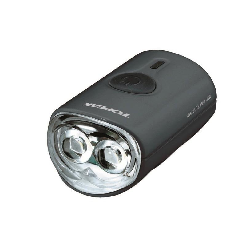 Topeak White Lite Mini USB Black
