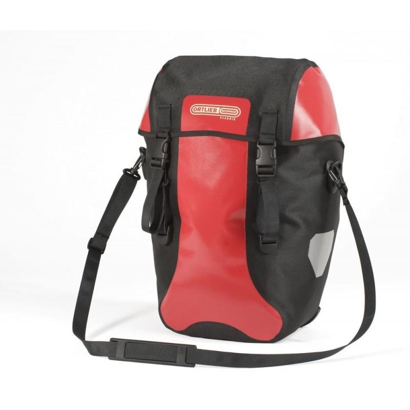 Ortlieb Bike Packer Classic Red Black 40l