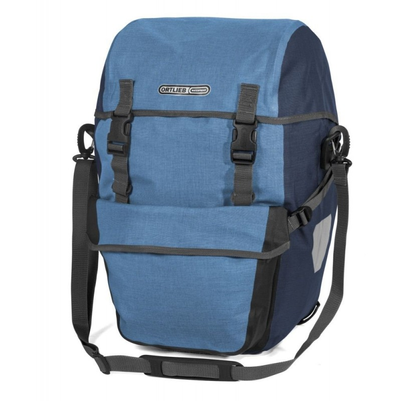 Ortlieb Bike Packer Plus Denim Steel Blue 42l