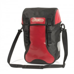 Ortlieb Sport Packer Classic Red Black 30l