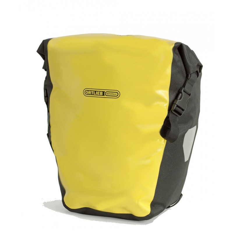 Ortlieb Back Roller City Yellow Black 40l