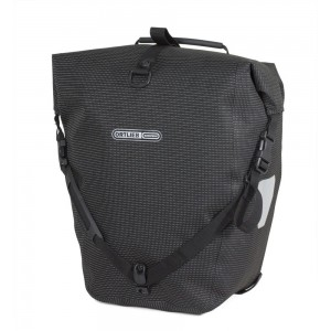 Ortlieb Back Roller High Visibility Black 40l