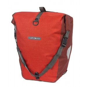 Ortlieb Back Roller Plus Signalred Chili 40l