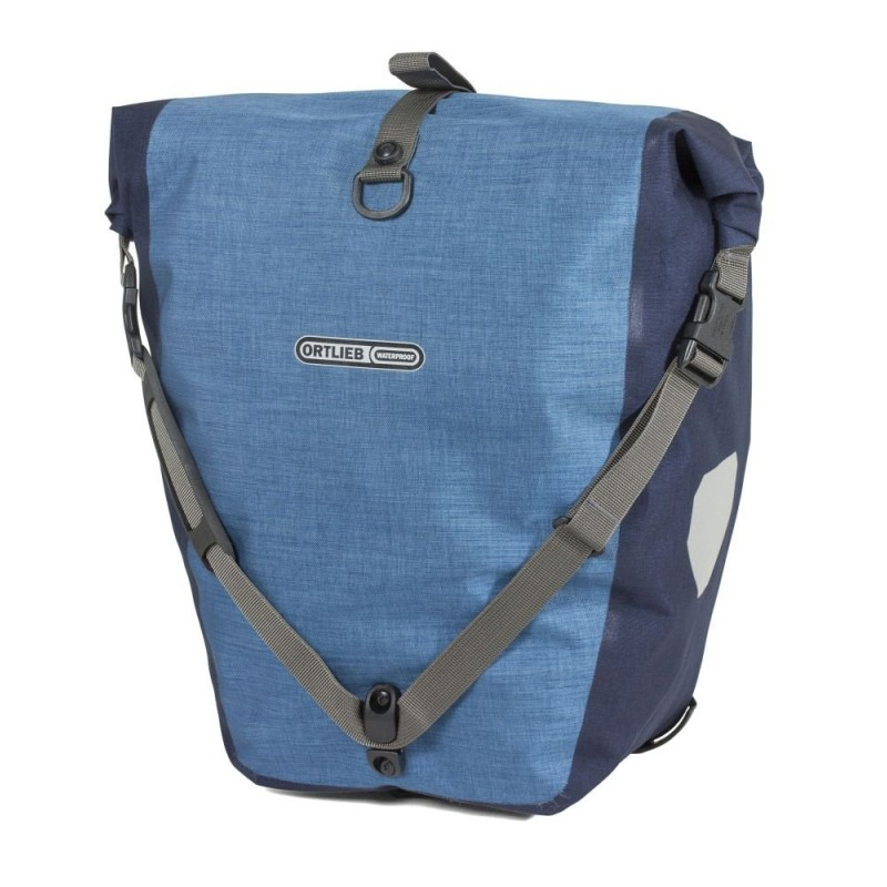 Ortlieb Back Roller Plus Denim Steel Blue 40l