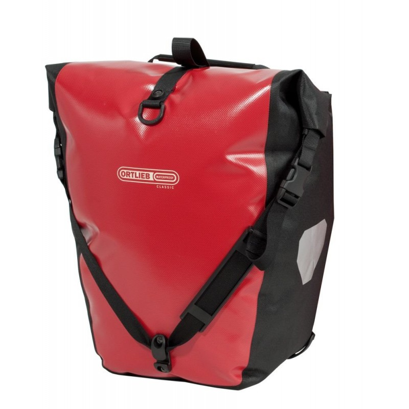 Ortlieb Back Roller Classic Red Black 40l
