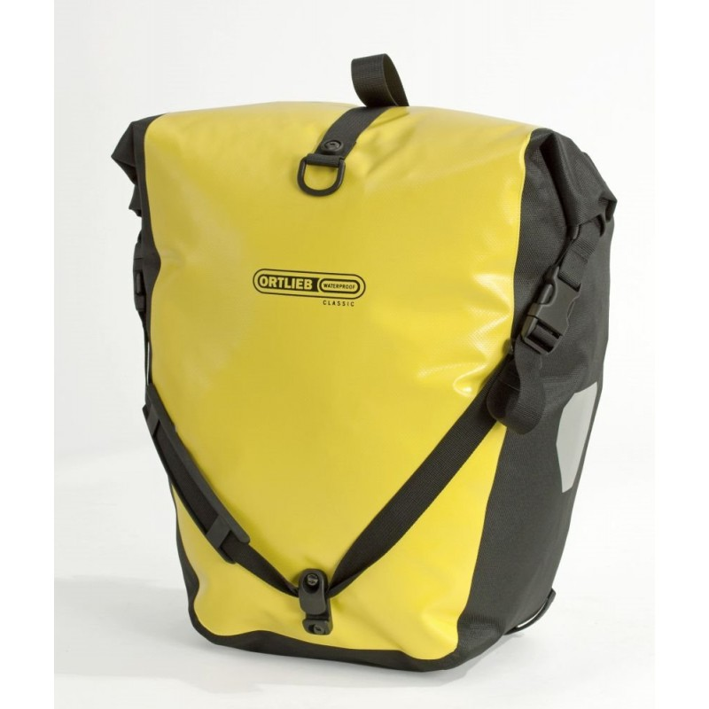 Ortlieb Back Roller Classic Yellow Black 40l