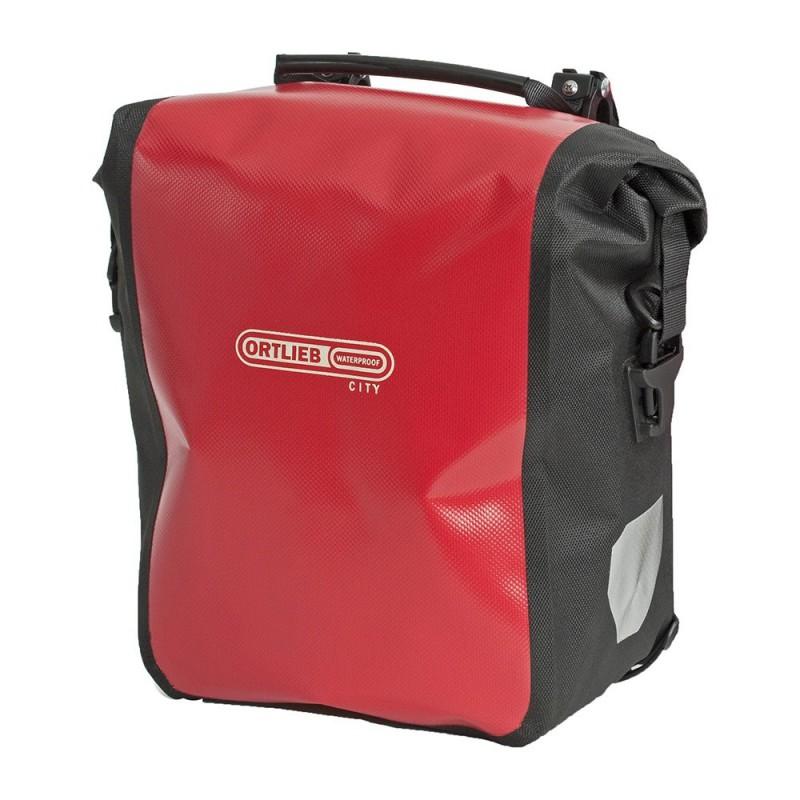 Ortlieb Sport Roller City Red Black 25l